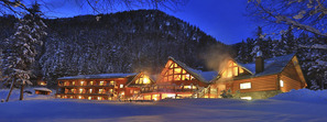 Tyax Lodge & Heliskiing photo
