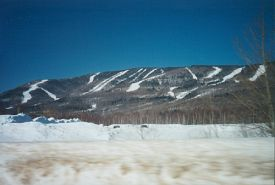 Mont Sainte-Anne photo