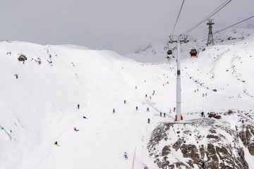 Ski Season Extended To At Least End of Month on Europe's Highest Mountain